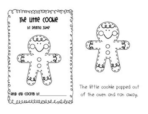 printable emergent reader gingerbread man gingerbread emergent reader free printable decodable