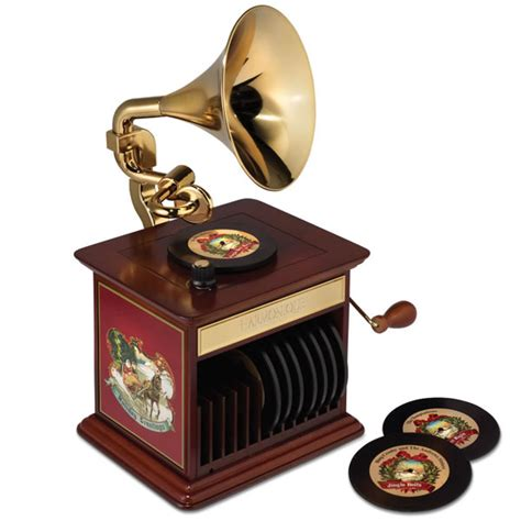 classic christmas song digital gramophone