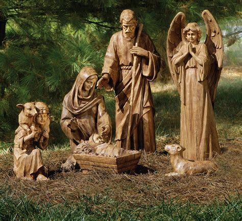 outdoor nativity sets at hobby lobby myideasbedroom com