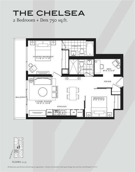 1 bedroom condo floor plans the britt condos the britt condos 2 1 bedroom floor plans