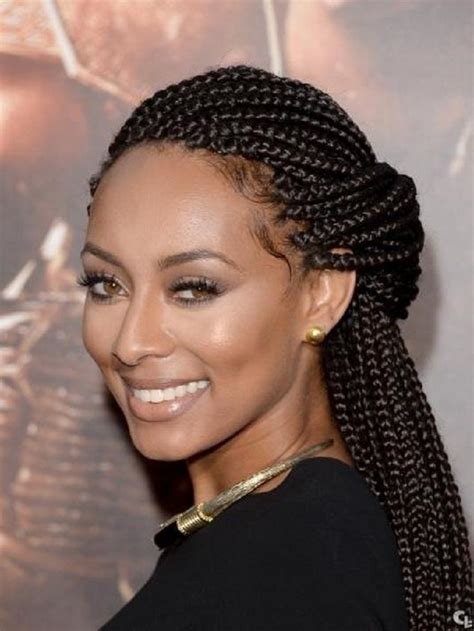 fat braid styles 25 best ideas about thick box braids on pinterest