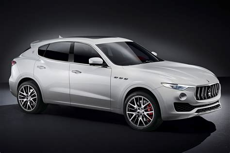 suv maserati black 2017 maserati levante suv pricing for sale edmunds