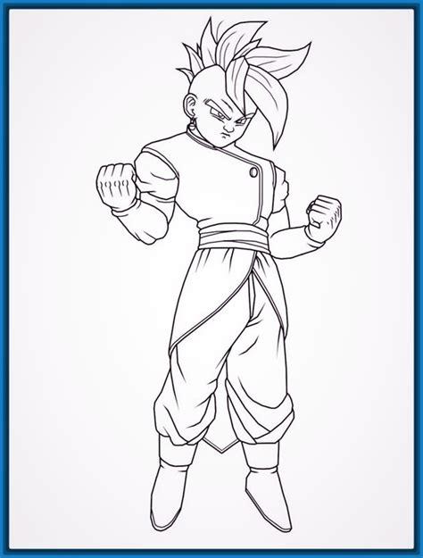 imagenes de viros a lapiz dibujos de dragon ball z kai a lapiz de goku f 225 ciles