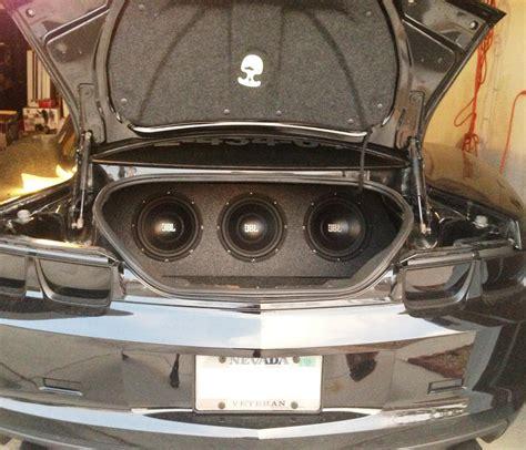 camaro custom sub box custom sub box 3 10 quot jbls 4000watt sold camaro5