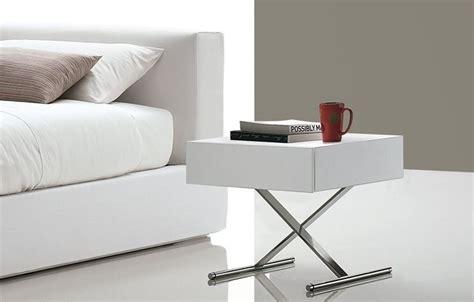 comodini moderni bianchi comodini moderni il design in da letto camere da