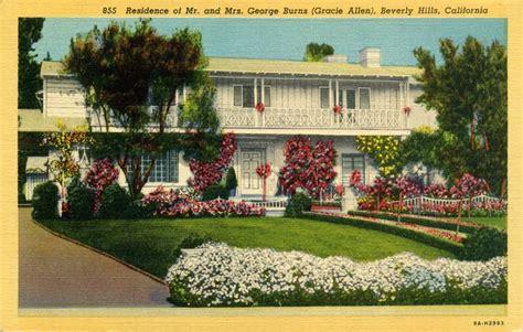 george burns house homes