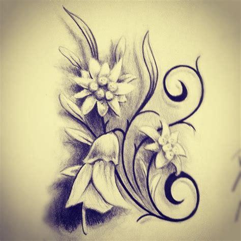 edelweiss tattoo design tattoogram edelweiss kowhai flower design by