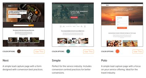 7 Excellent Ppc Landing Page Resources Ppc Landing Page Templates