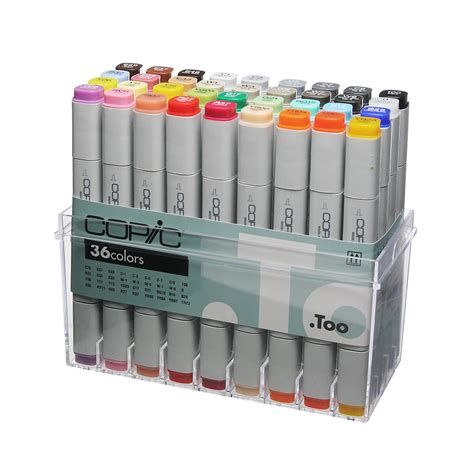 Copic Marker 36 By Polkapolca by Copic Marker 36 Set Highlights
