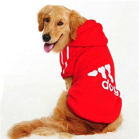 golden retriever coats big clothes for golden retriever dogs large size winter dogs coat hoodie apparel