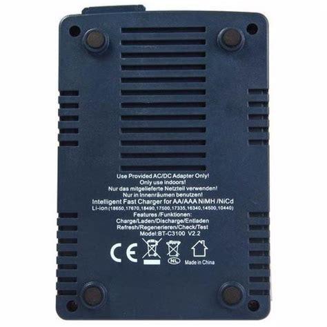 Opus Charger Baterai Nicd Nimh 4 Slot Bt C700 opus smart battery charger 4 slot for nicd nimh bt c3100 black jakartanotebook