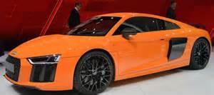 Audi R8 V10 Orange 2016 Audi R8 V10 Plus Orange Redesign Cars Release Date