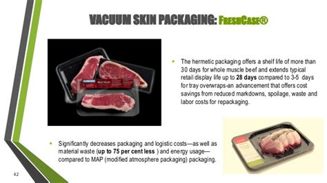 Modified Atmosphere And Vacuum Packaging To Extend The Shelf Of Respiring Food Products by Sustainability Functionality At The Of Packaging