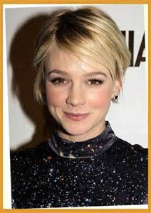 Shape short for short haircut for heart shaped face pertaining to