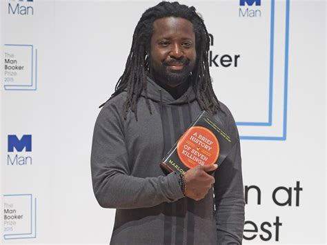 Booker Prize Also Search For Jamaican Novelist Marion Wins Booker Prize For 2015 Caribbean News Service