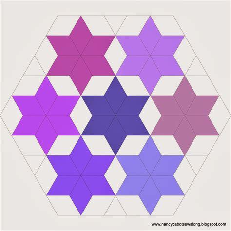 Seven Quilt Block Pattern by About Nancy Seven Quilt Block