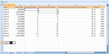 How To Change Table Style In Excel Create An Absolute Reference Cell Reference 171 Formula