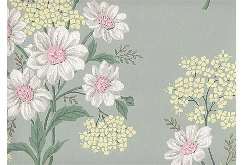 wallpaper flower pastel pastel floral wallpaper 60 sq ft