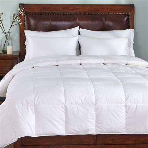 lightweight down comforter queen home elements lightweight warm down comforter cotton 550