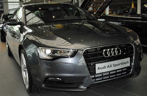 Audi A5 Neues Modell 2014 by Audi A5 Sportback S Line Quattro S Tronic Modelljahr 2015