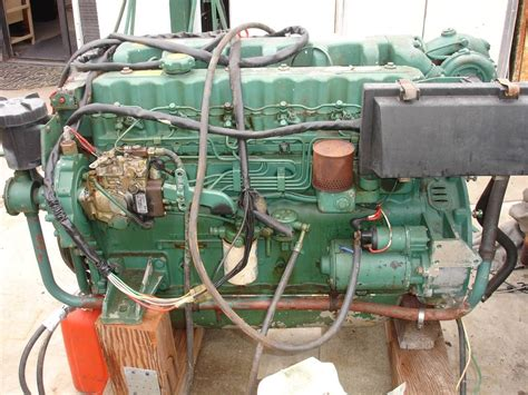 volvo penta aqda cyl turbo diesel  od bloodydecks