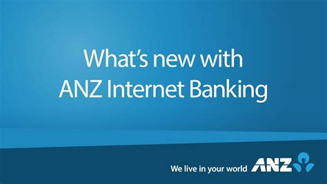 anz bank nz what s new with anz banking 9 march 2013