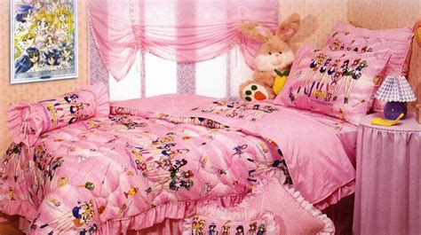 sailor moon bed sheets sailor moon bedroom set