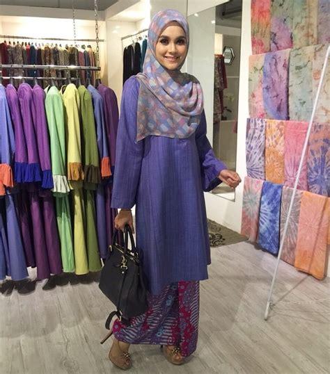 Foto Baju Kurung Kedah baju kurung moden rosakkan tradisi gaya lebaran cari infonet