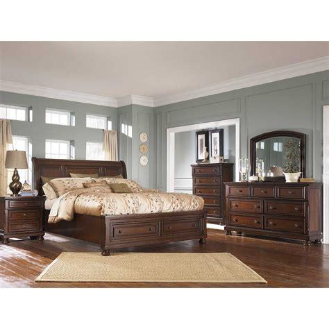 porter  piece bedroom set  pcset ashley furniture afwcom