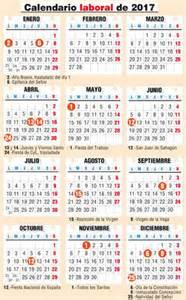 Calendario Festivo De 2017 Calendario Laboral Salamanca 2017 Asesores Salamanca
