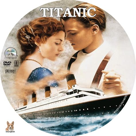 film titanic deutsch komplett titanic dvd label 1997 r1 custom