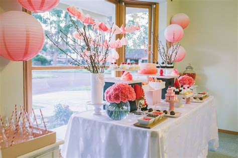 japanese themed birthday party little big company the blog an ombre japanese themed
