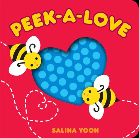 peek a book by salina yoon official publisher page simon schuster au