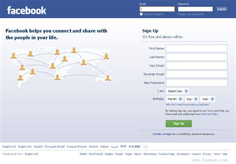 Fb Home by Home Page 2004 When It Started