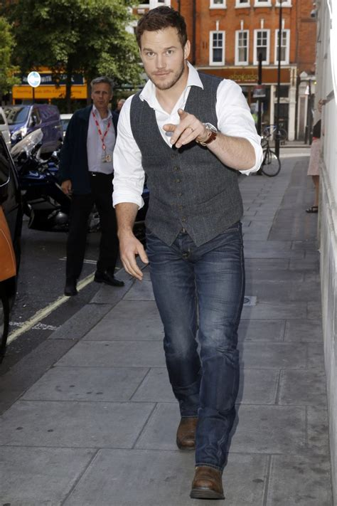 Sightings The Fashion World Style Second City Style Fashion by His Look Stylish New Edition Chris Pratt
