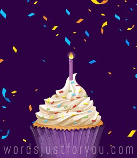 animated happy birthday gif  words     downloads   sharing