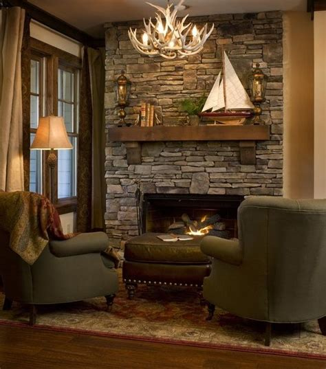 Sitting Rooms With Fireplaces by The Sitting Area The The Mantel