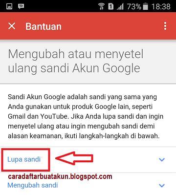 email lupa kata sandi lupa password gmail lupa kata sandi gmail cara daftar