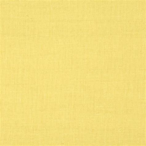 yellow upholstery fabric linen cotton voile light yellow discount designer fabric
