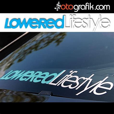 lowered lifestyle oen cam oto sticker otografik