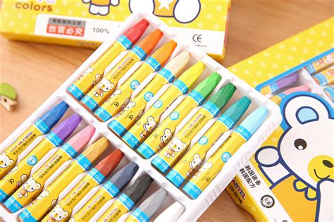Eraseable Plastic Crayon Gc5 12 favorit crayons promotion shop for promotional favorit crayons on aliexpress