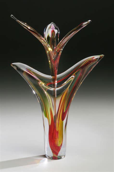 Vase Pics Goldhagen Art Glass Blossoms Amp Vases