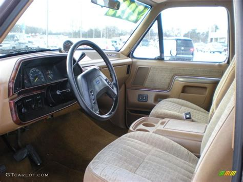 1989 ford f150 extended cab interior photo 42786101