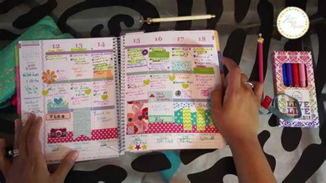 Nursing School Necessities - nursing school how i use my erin condren planner