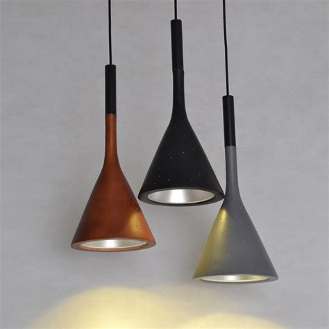 Pendant Light Manufacturers Aliexpress Buy Free Shipping Replica Designer Lighting Resin Foscarini Aplomb L Pendant
