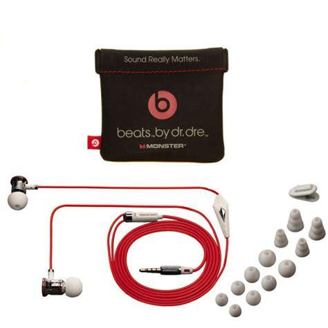 Earphone Ibeats By Dr Dre Earphone Justbeats In Ear Headphone With Con beats by dr dre ibeats earphones with controltalk chrome electronics zavvi
