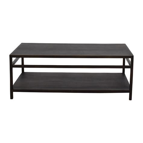 black bench table amazon coffee table with beveled glass top and black metal