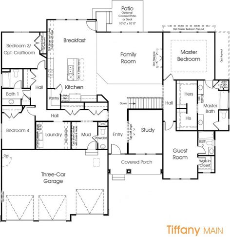 utah floor plan edge homes just for my home