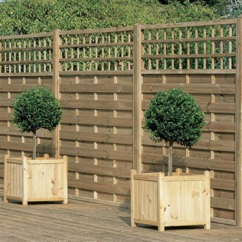 Garden Fencing Trellis Best 25 Fence Panels Ideas On Wood Fencing