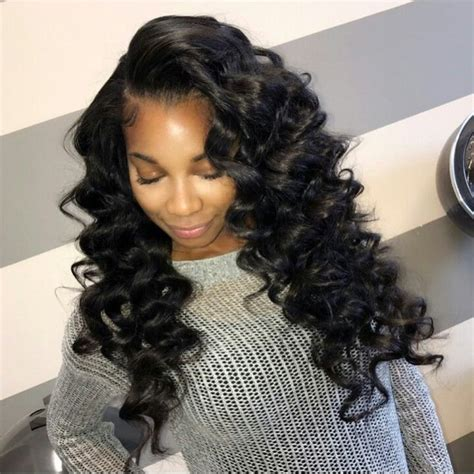 Wave Hair Style Hair by Wave Hair Weave Remy Indian Hair